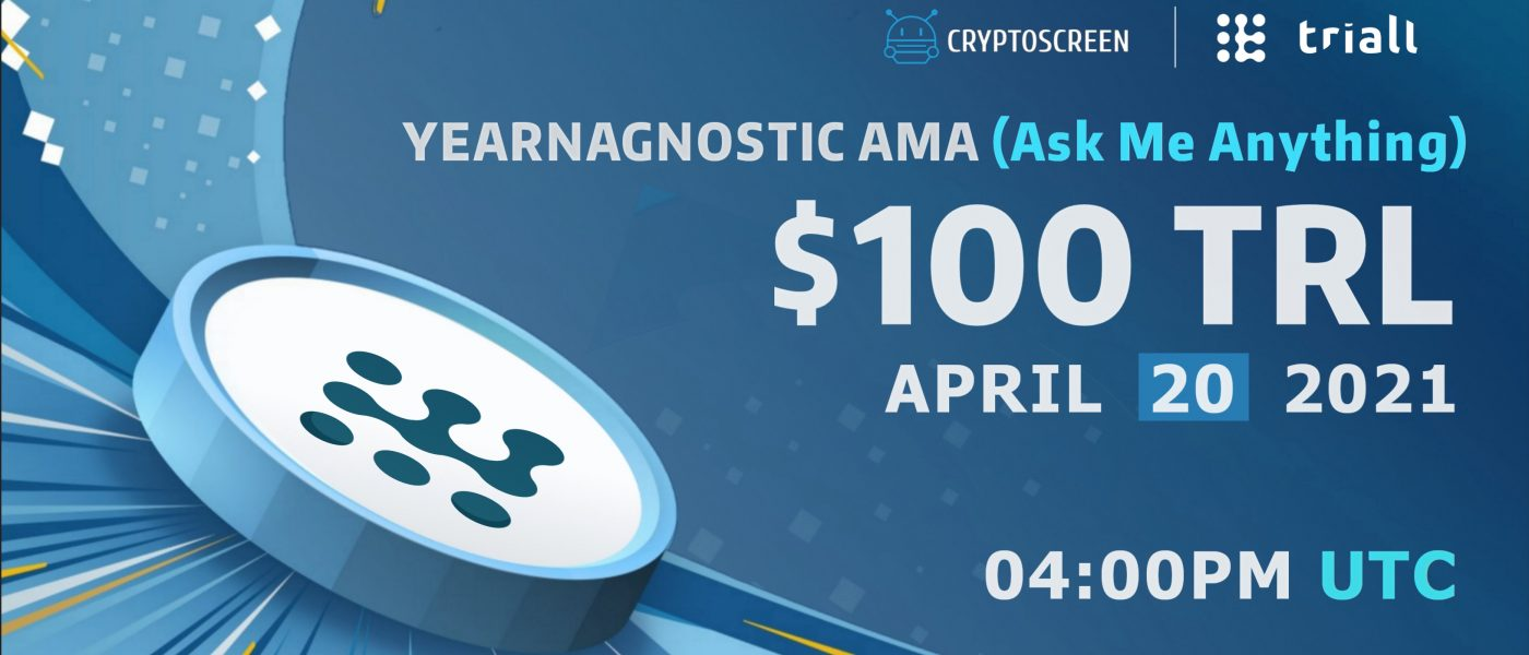 Cryptoscreen Ask Me Anything Featuring Triall