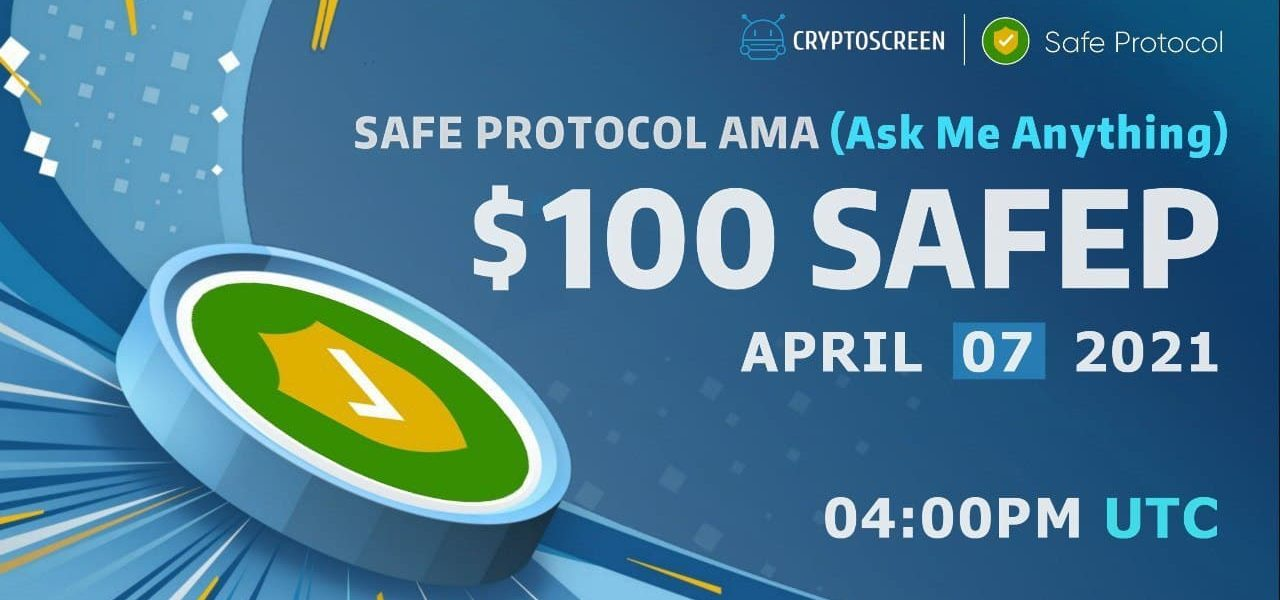 Cryptoscreen Ask Me Anything Featuring Safe Protocol